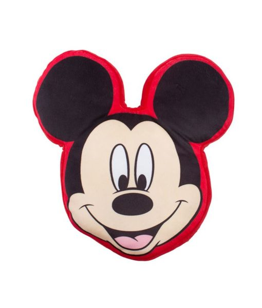 """Coussin Mickey Mouse """"Cheese"""" 35x35 cm"""