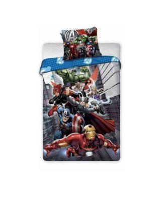 """Parure de lit Avengers """"Multi"""" - Housse de couette + Taie"""