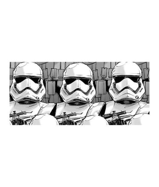 "Frise murale Star Wars ""Stormtroopers"" - 10,6cm x 5 mètres"