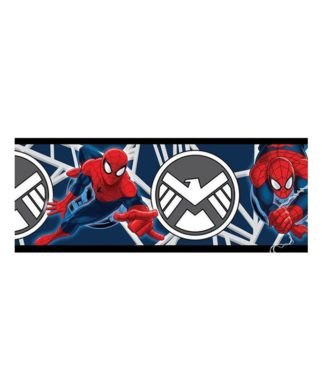 Frise murale Spiderman pour déco