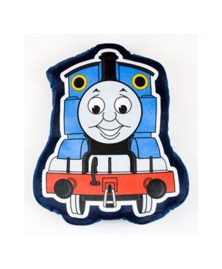 Coussin tout doux Thomas le Train 34x32 cm