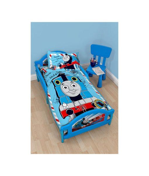 housse de couette junior Thomas le Train Adventure
