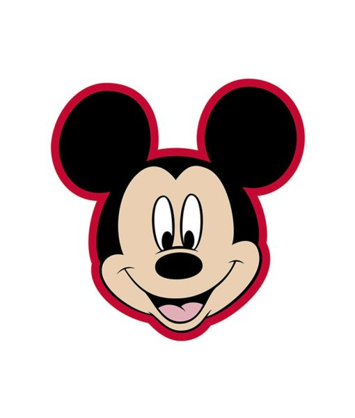 Coussin disney Mickey Mouse 35x35 cm