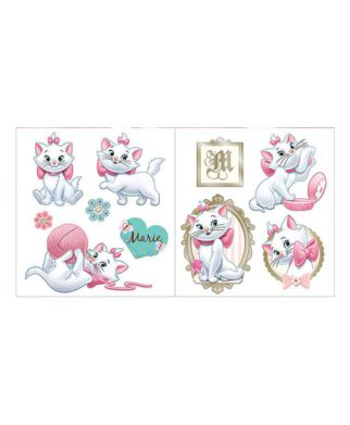 10 Stickers muraux Marie - Les Aristochats