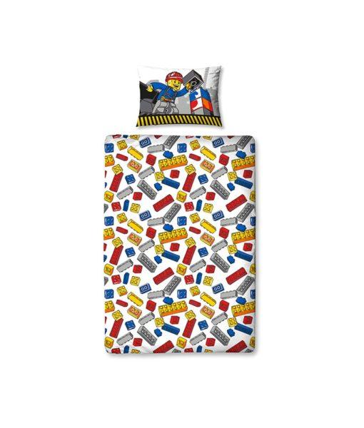 couette Lego City Démolition