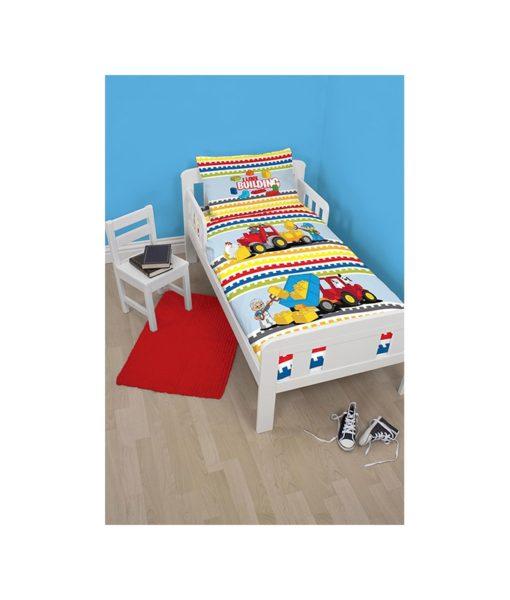 Parure de lit junior Lego Duplo Blocks 120x150 cm