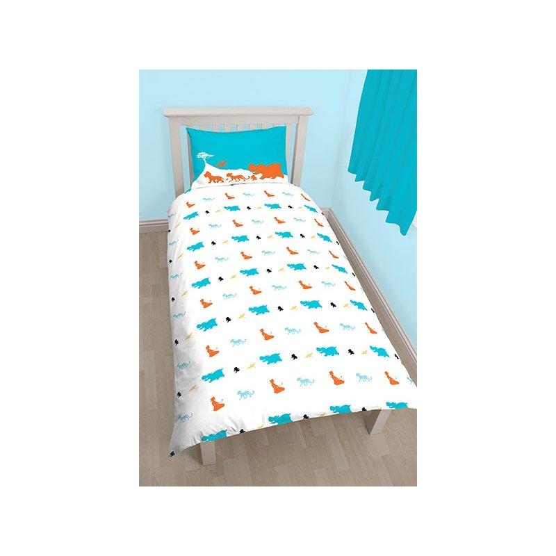 housse de couette roi lion pour enfant. Black Bedroom Furniture Sets. Home Design Ideas