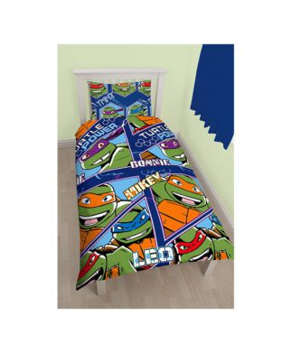 Parure de lit Tortues Ninja Dimension