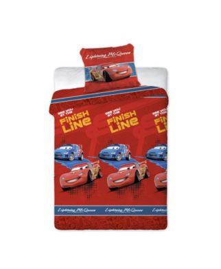 Parure de lit Disney Cars 140x200 cm - 100% coton