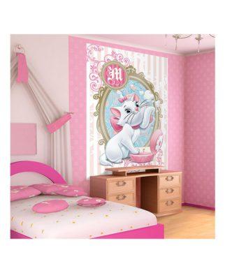 Fresque murale Disney Marie-Aristochats - 5 dimensions disponibles