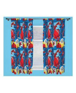 Parure de rideaux Spiderman Thwip - 183 cm