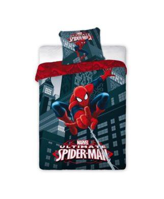 Housse de couette + taie Ultimate Spiderman pour enfant
