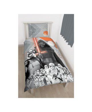 """Housse de couette Star Wars """"Assault"""" 140x200 cm"""