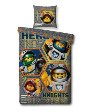 Housse de couette Lego Nexo Knights