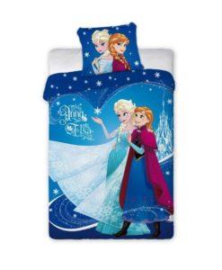 Parure de lit Reines des Neiges Spring - Elsa & Anna