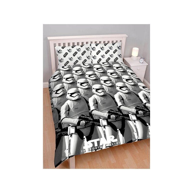 housse couette double star wars r veil de la force 200x200. Black Bedroom Furniture Sets. Home Design Ideas