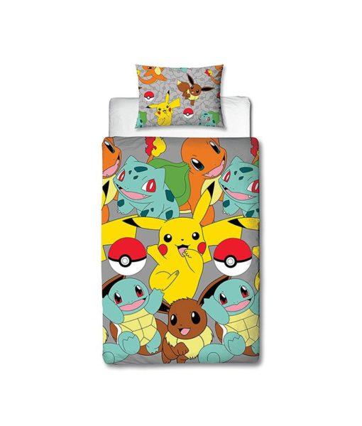Parure de lit Pokemon SQ R
