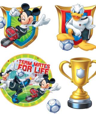 stickers-mickey-football