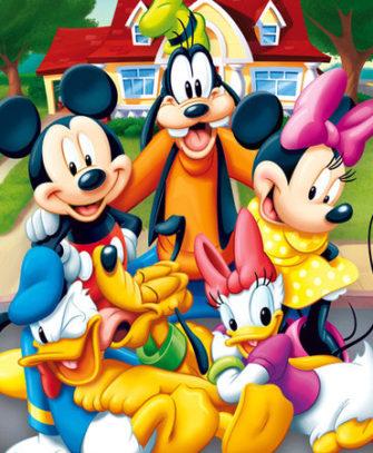Mickey - Minnie