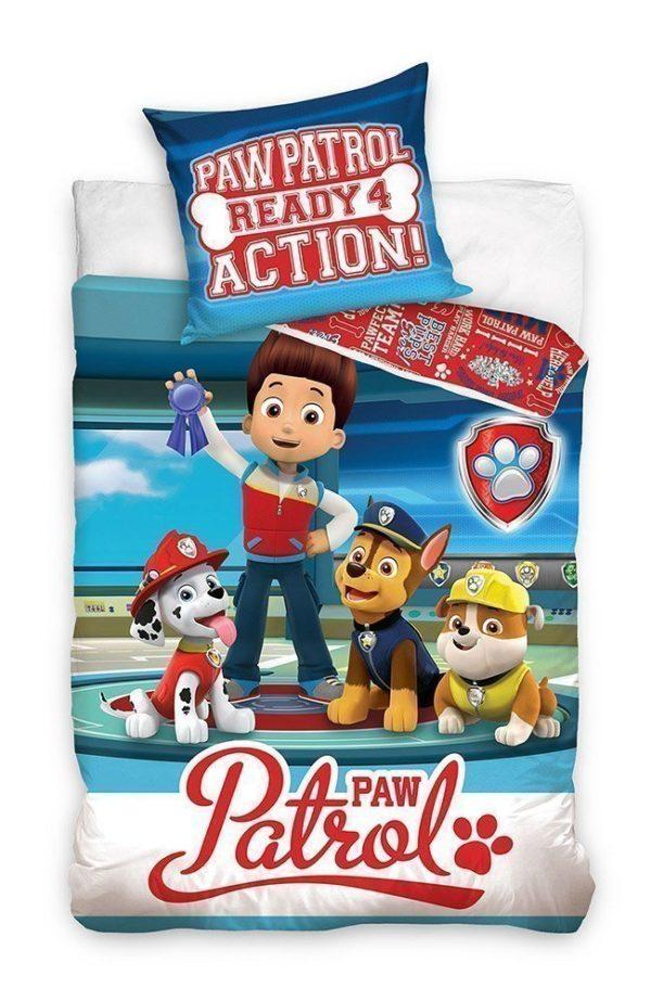Pat Patrouille Ready 4 Rescue 100% Coton