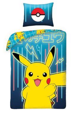 Housse de Couette Pokemon Neon