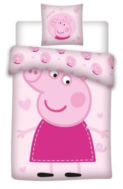 Parure de lit Peppa Pig Pink