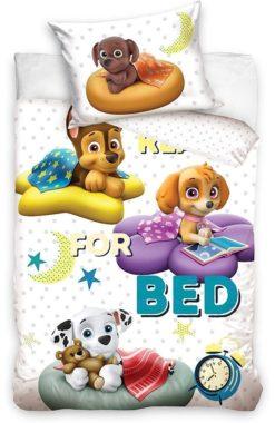 Parure de lit Pat Patrouille Ready For Bed