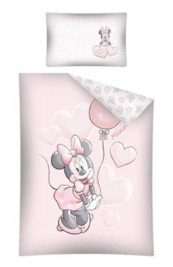 Parure de lit Minnie Rose